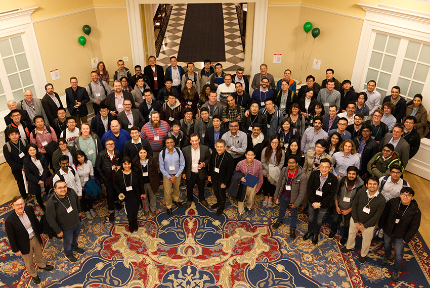 CRISP group image at the UVA Darden School of Business